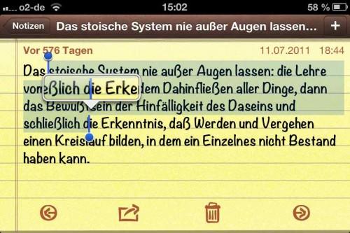 iOS-Quick-Tipp-Text-markieren-schnell