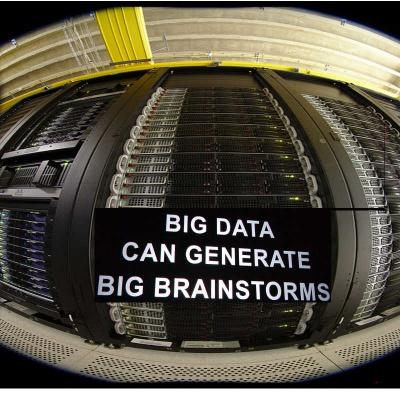 Big Data, die Zeit und eine kommunistische Bibelweisheit