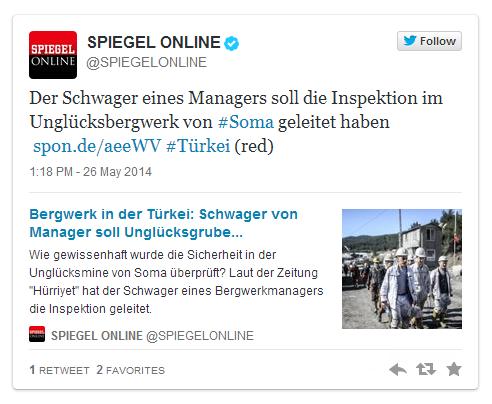 """Presse-Schmompf: Spiegel Onlines """"Schwager eines Managers"""""""