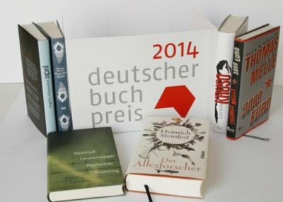 Deutscher Buchpreis 2014: Ein Allesforscher und 3000 Euro