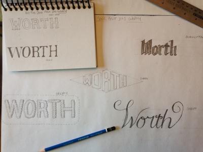 Schreiben ist der Mühe wert
